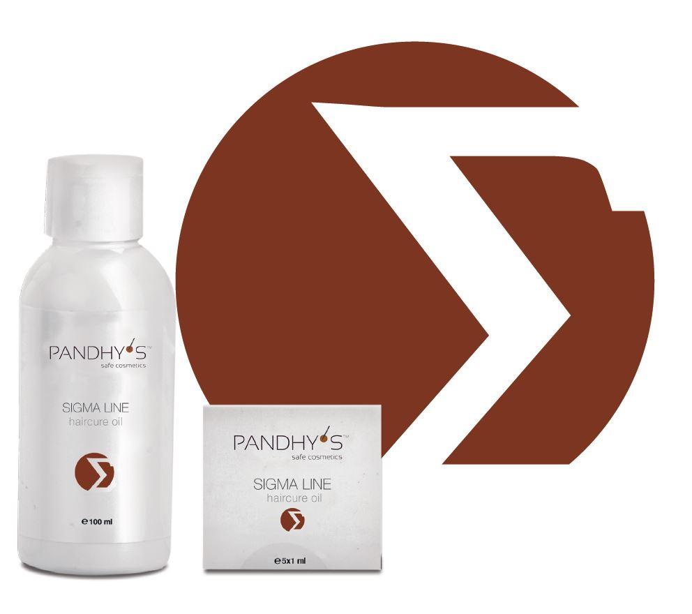 PANDHY'S™ SigmaLine HairCure Hajolaj