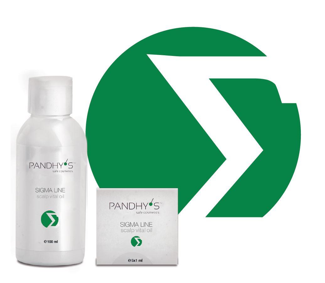 PANDHY'S™ SigmaLine Scalp Vital Hajolaj
