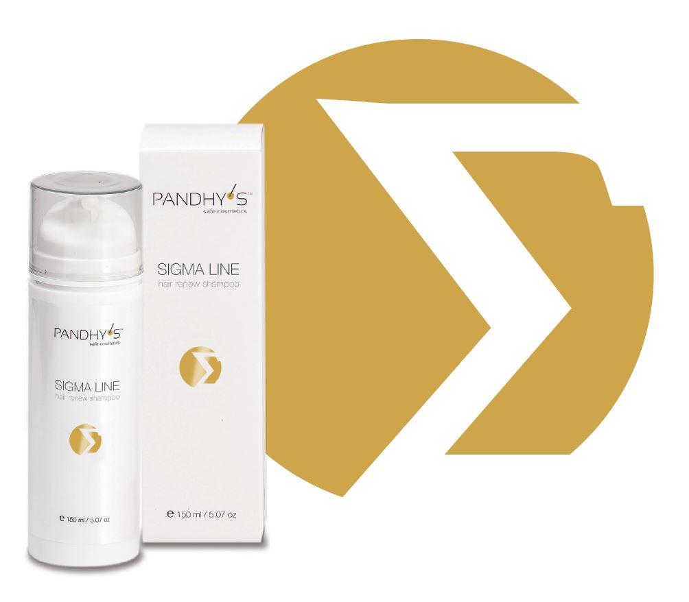 PANDHY'S™ SigmaLine Hair Renew Shampoo – Regeneráló Hajsampon