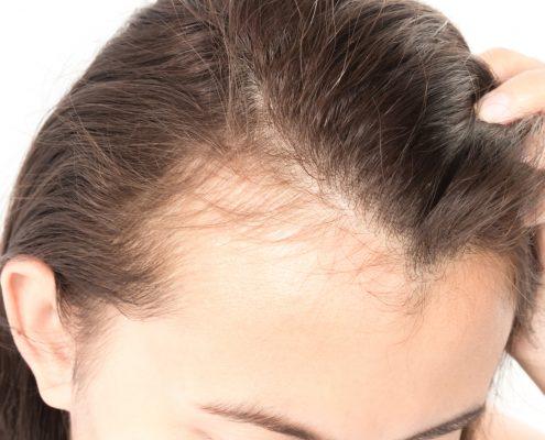 törékeny haj